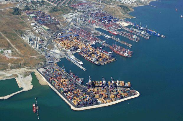 istanbul ambarlı limanı konteyner taşımacılığı